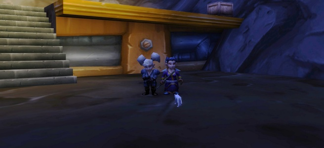 Emi Shortfuse in Gnomeregan - WoW Classic