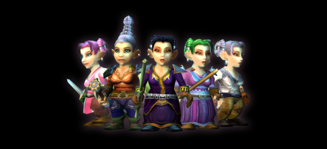 WoW Classic - The Ulalu gnomes
