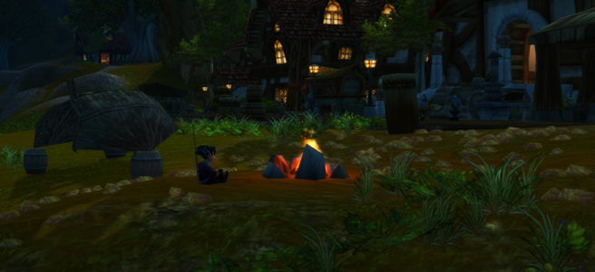 Ula relaxing in Redridge