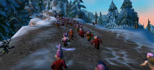 WoW Classic Running of the Gnomes