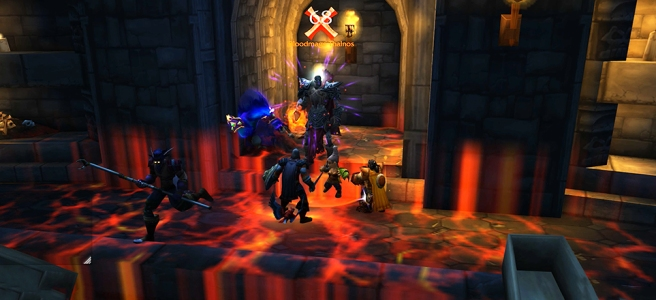 WoW Classic - Scarlet Monastery - Bloodmage Thalnos