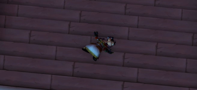 WoW Classic - Ula the gnome death